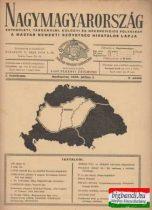 Nagymagyarország I.évfolyam/5.szám (1928)