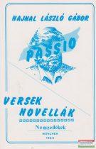 Passio (Versek, novellák)
