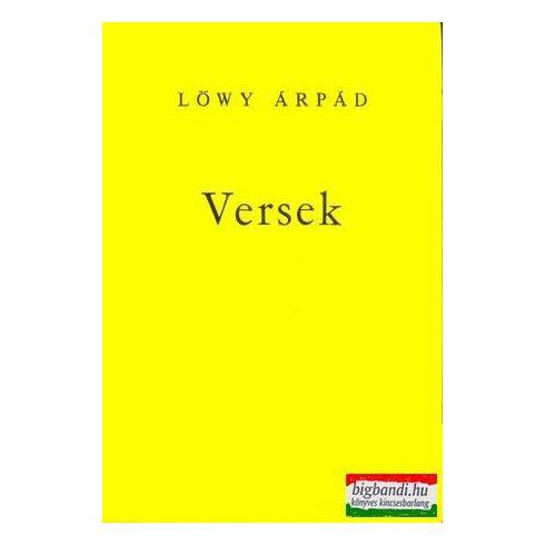 Lőwy Árpád - Versek