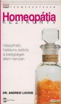 Homeopátia kézikönyv