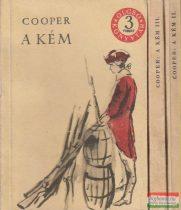 James Fenimore Cooper - A kém I-III.