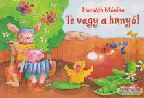 Horváth Mónika - Te vagy a hunyó! - leporelló