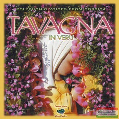 Tavagna - In Veru CD