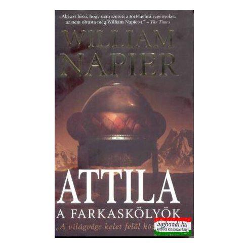 Attila - a farkaskölyök