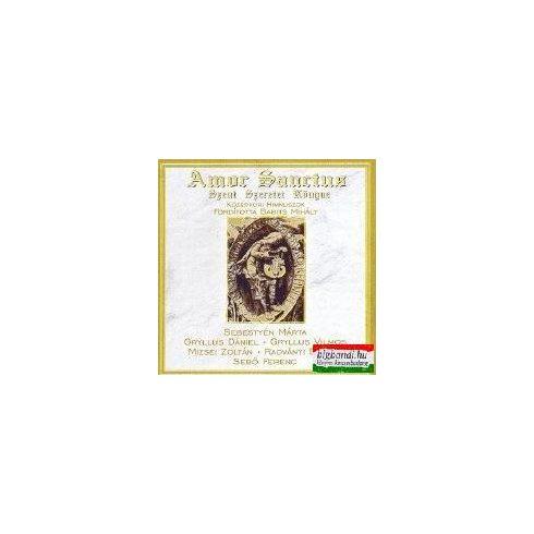 Amor Sanctus - Szent Szeretet Könyve - válogatás CD