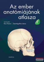 Kiss Ferenc - Szentágothai János szerk. - Az ember anatómiájának atlasza 1-2.