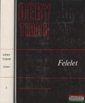 Felelet I-II.