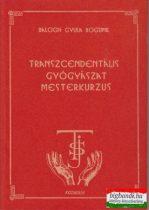 Balogh Gyula Bogumil - Transzcendentális gyógyászat mesterkurzus