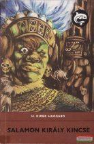 H. Rider Haggard - Salamon király kincse