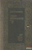 Janus Pannonius - Pajzán epigrammák