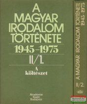 A magyar irodalom története 1945-1975 II/1-2.