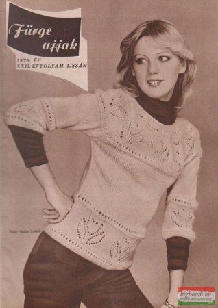 Fürge ujjak XXII. évfolyam, 1978/1-12.szám