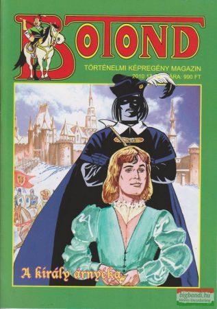 Botond - történelmi képregény magazin 2010. 17. szám
