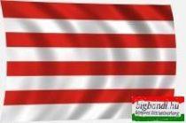 Árpád-sávos zászló 60x40 cm