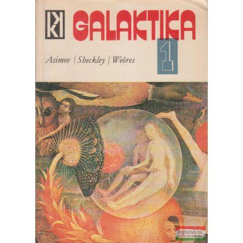 Kuczka Péter szerk. - Galaktika 1.