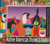 North America - Native American Drums & Flute CD