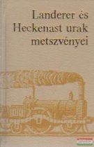 Landerer és Heckenast urak metszvényei