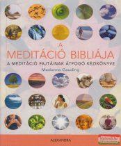 Madonna Gauding - A meditáció bibliája