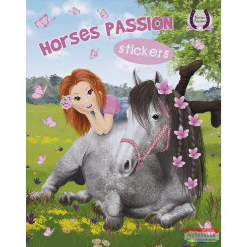 Horses Passion - Stickers 1.