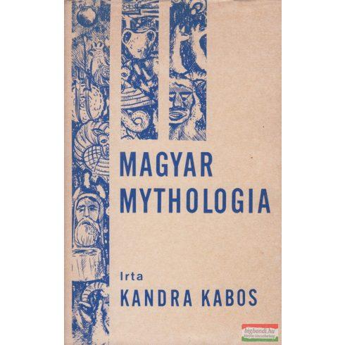 Kandra Kabos - Magyar mythologia