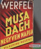 Musa Dagh negyven napja I-II.
