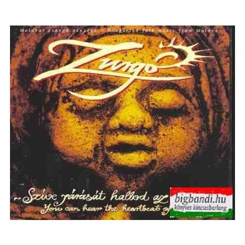 Zurgó - Szíve járását hallod az időnek CD