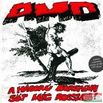 AMD - A háború borzalmai, sőt még rosszabb! (vinyl) LP