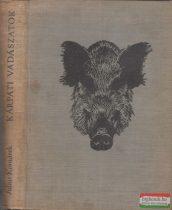 Julius Komárek - Kárpáti vadászatok