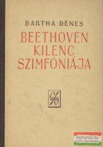 Beethoven kilenc szimfóniája
