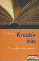 Kreatív írás - mesterfogások íróknak