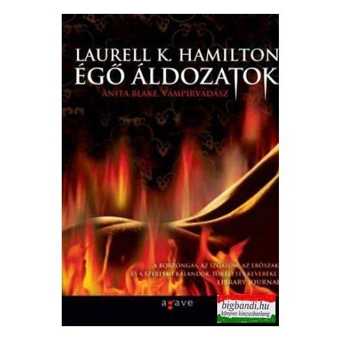 Laurell K. Hamilton - Égő áldozatok - Anita Blake, vámpírvadász