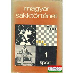 Magyar sakktörténet 1-4. kötet