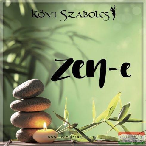 Kövi Szabolcs - Zen-e CD