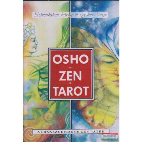 Osho Zen Tarot - kártya+könyv (AZ EREDETI!)