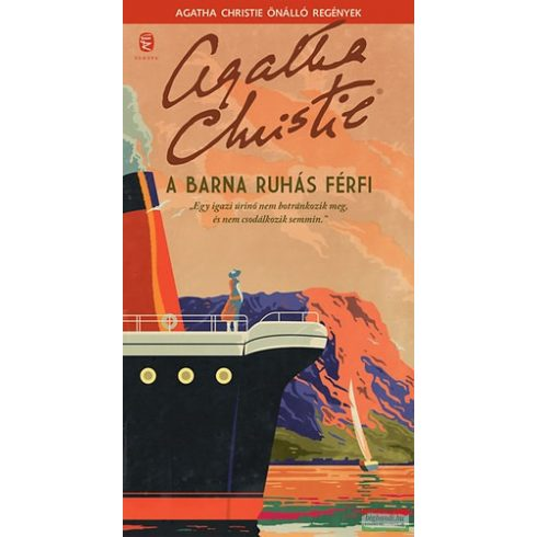 Agatha Christie - A barna ruhás férfi
