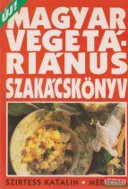 Magyar vegetáriánus szakácskönyv