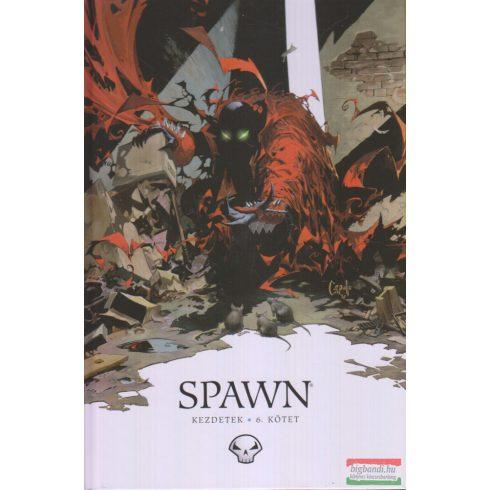Todd McFarlana - Spawn: Kezdetek 6.