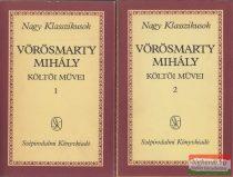 Vörösmarty Mihály költői művei I-II.