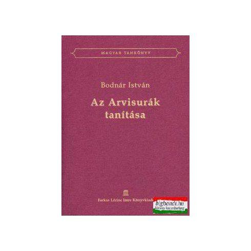 Az Arvisurák tanítása