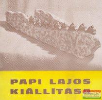 Papi Lajos kiállítása