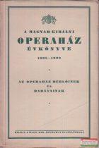 A Magyar Királyi Operaház évkönyve 1938-1939