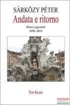 Sárközy Péter - Andata e ritorno - Római jegyzetek, 1990-2015