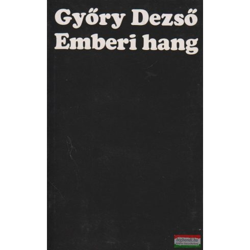 Emberi hang