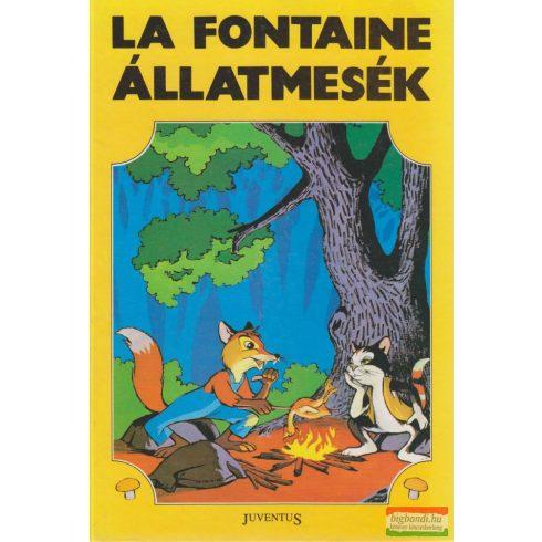 Elvy Ross átdolgozása - La Fontaine állatmesék