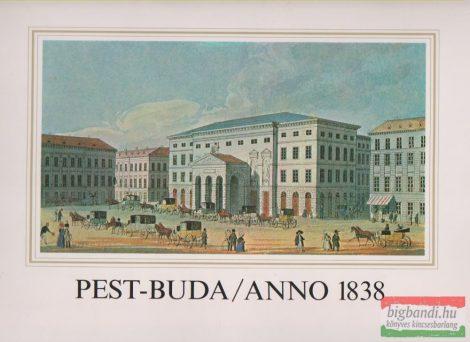 Pest-Buda / Anno 1838