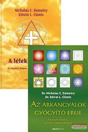 Nicholas C. Demetry, Edwin L. Clonts - A lélek ébredése + Az arkangyalok gyógyító ereje (akciós csomag)