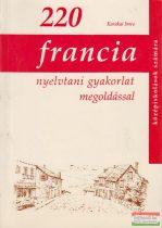 220 francia nyelvtani gyakorlat megoldással