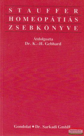 Stauffer homeopátiás zsebkönyve
