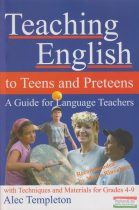 Alec Templeton - Teaching English to Teens and Preteens