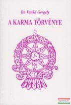 Dr. Vankó Gergely - A karma törvénye